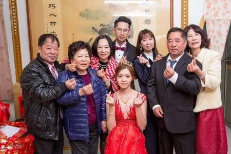 2019.01.18 承翰&雅涵  訂+結婚儀式