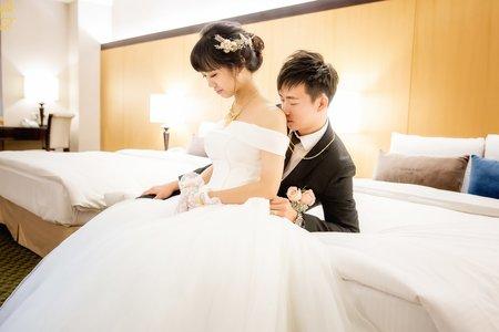 【台南婚攝】文柔+宇辰 婚禮午宴(台南桂田酒店)