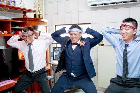 【雲林婚攝】芳成+佩珊 結婚午宴(翔鴻婚宴會館)