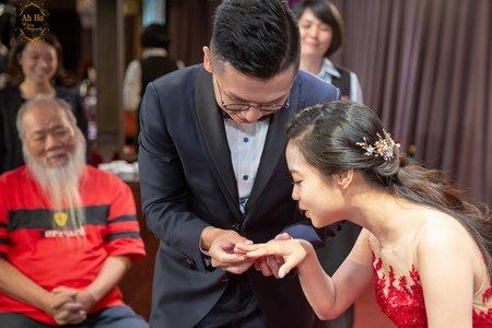 【嘉義婚攝】甫+琳 婚禮午宴 (嘉義兆品酒店-兆慶廳)