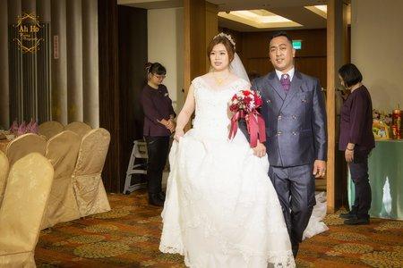 【台中婚攝】雲龍&琇菱 結婚宴客(儷宴會館)