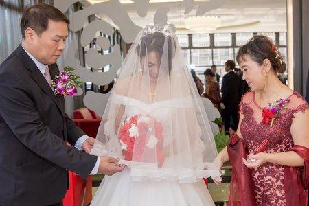 【雲林婚攝】昱+榛 結婚午宴(北港 青松餐廳)