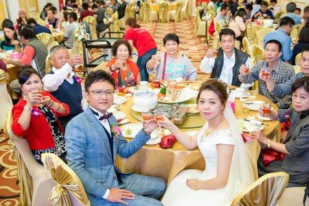 【雲林婚攝】承忠&淳惠  婚禮午宴