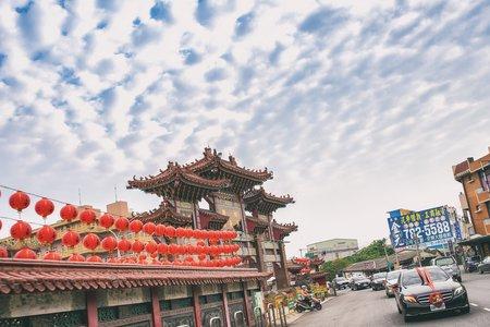 2019.03.16 Tian Zheng & Garfield Wang 訂結午宴 (北港 青松餐廳)