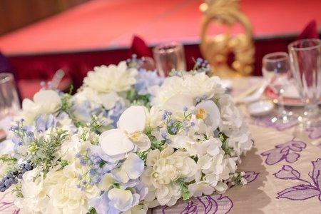 【台中婚攝】 Ruru+Adam 歸寧午宴(宜豐園主題婚宴會館)