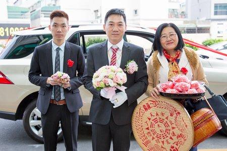 【台南婚攝】勝偉+文綺 結婚午宴