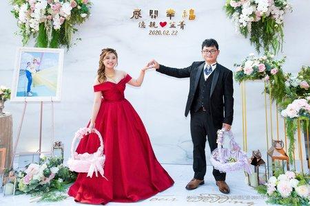 2020.02.22 億親&芷菁 結婚午宴