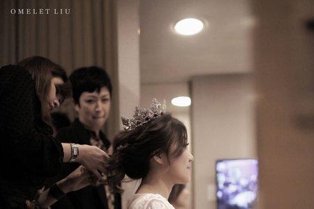 ●克偉+奕瑄●證婚+晚宴