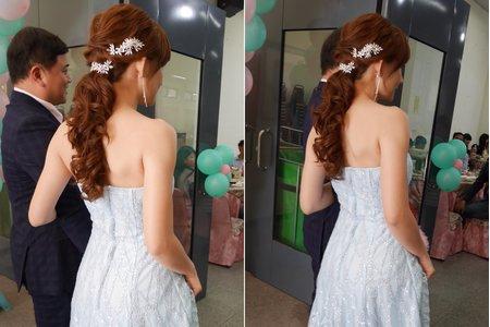 Elsa公主造型感