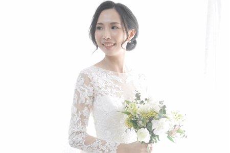 韓系氣質新娘