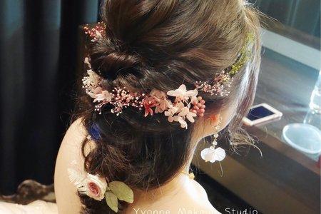 俏皮活潑新娘