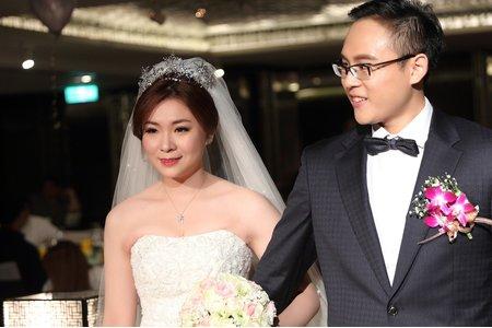 台北婚攝木瓜 力與姿 宴客紀錄