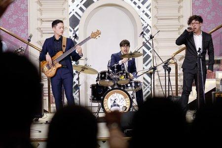 台北婚攝木瓜 演唱會婚禮 潔與晉 宴客紀錄