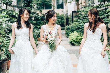 台北婚攝木瓜 隆與怡 結婚紀錄