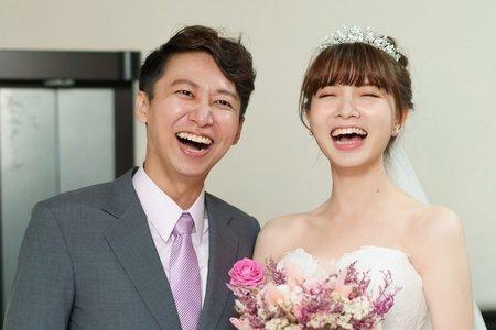 台中婚攝木瓜 教會婚禮 志與馨