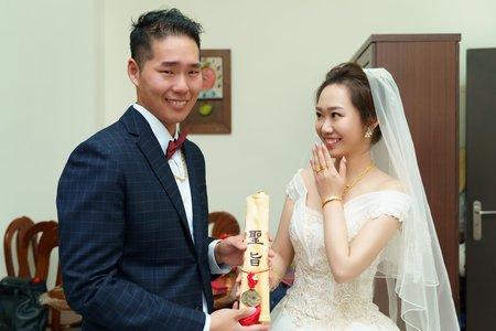 木唯攝影 嘉義婚攝木瓜 志與亦 結婚紀錄