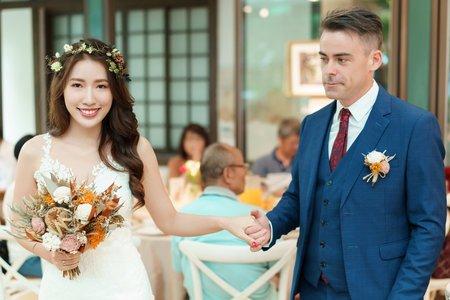台北婚攝木瓜 文與良 宴客紀錄