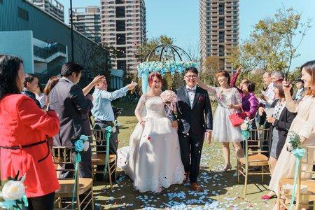桃園婚攝木瓜 宇與子 證婚儀式