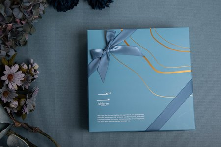 流光禮盒25cm x 25cm x7.5 cm