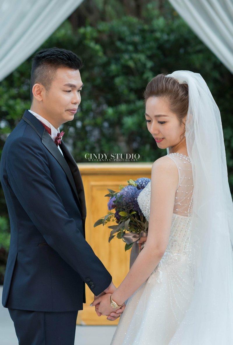 辛蒂婚禮攝影-女攝影師作品