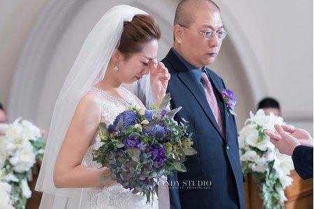 辛蒂婚禮攝影-女攝影師
