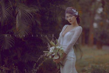 歐美素雅王妃系列婚紗