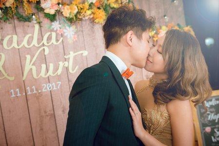 Cora wedding 2017