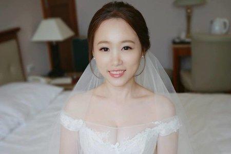 Alice專屬客製化的服務 擅長韓系自然妝感 乾淨光澤妝感