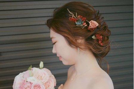 🎀 Bride~君君🎀結婚午宴
