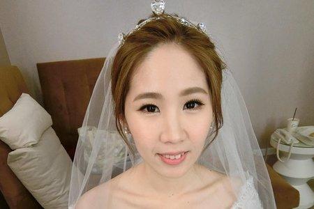 清透韓系新娘