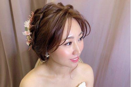 🎀 Bride~苡萍🎀結婚午宴-新板彭園