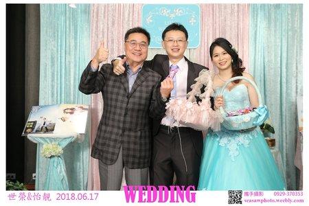 世榮怡靚婚禮拍立得