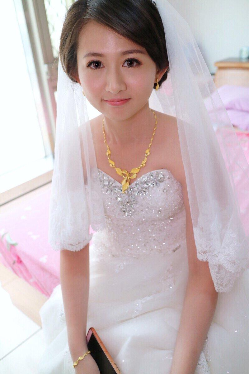 訂/結婚單妝髮作品