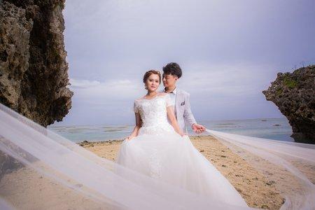 沖繩婚紗  part 1