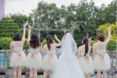 婚禮攝影-莉雯&孟奇 南投樂涼園藝餐廳
