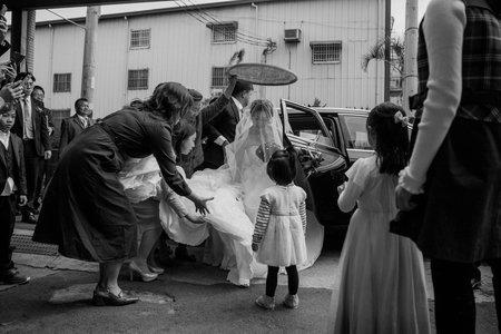 婚禮攝影-宜柏&美嘉 台中好運來宴展中心