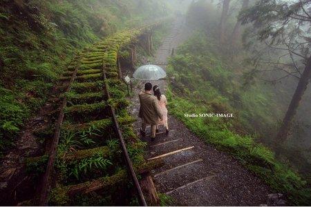 婚紗攝影-聖峰&鈴蓉 宜蘭太平山