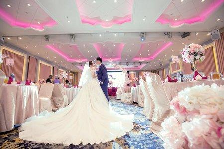 婚禮攝影-昀琳&宗憲 台中寶麗金宴展中心