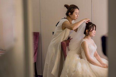 婚禮攝影-智彰&淑怡 中壢綠光花園婚宴會館