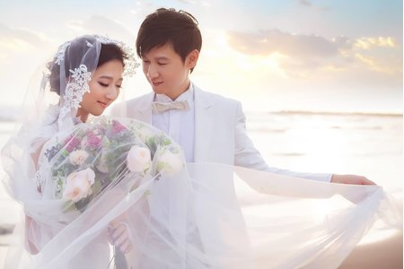 米堤精緻婚紗--政權 & 鳳珠