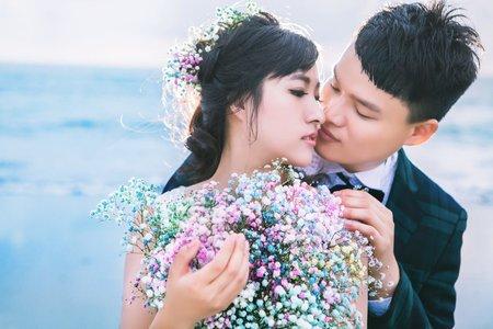 米堤婚紗-海洋戀情