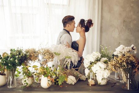 米堤婚紗-高雅氣質