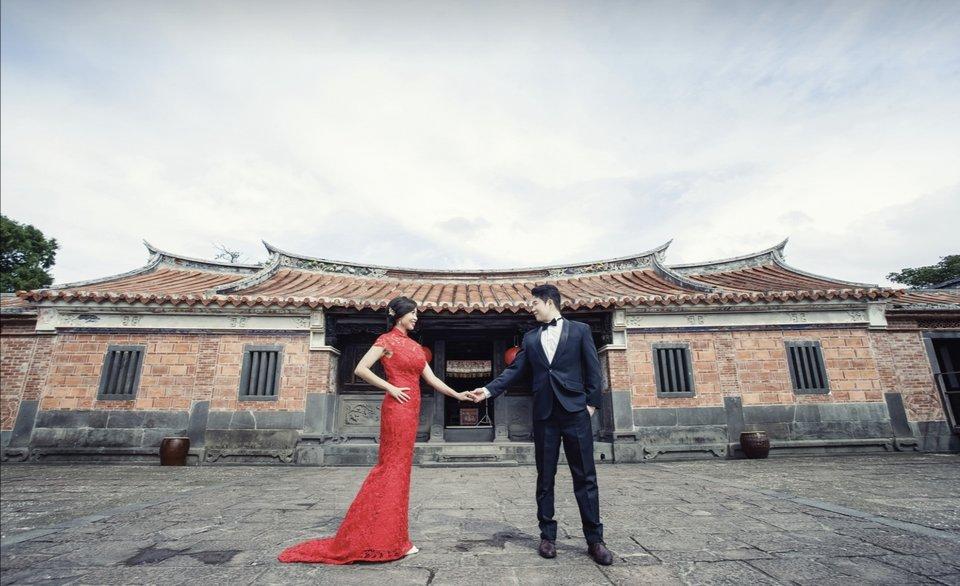 伊頓自助婚紗攝影工作室(台北西門店),推薦分享伊頓Eton