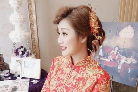 婚禮  中式禮服
