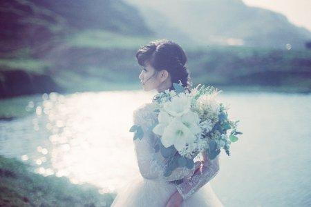 底片。婚紗寫真  [ Chili。]