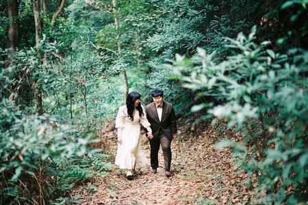 [底片。婚禮紀錄] He & Ping。