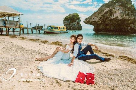 沖繩婚紗/自助婚紗/海外婚紗