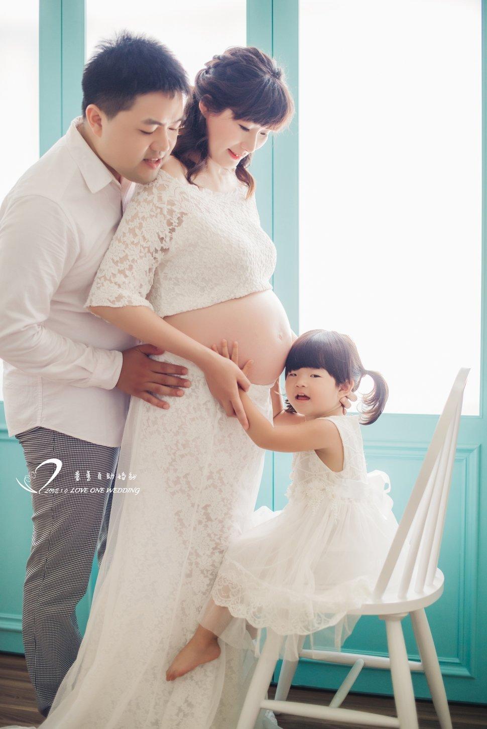 愛意孕婦寫真X全家福親子照推薦2 - 高雄婚紗愛意婚紗攝影工作室《結婚吧》