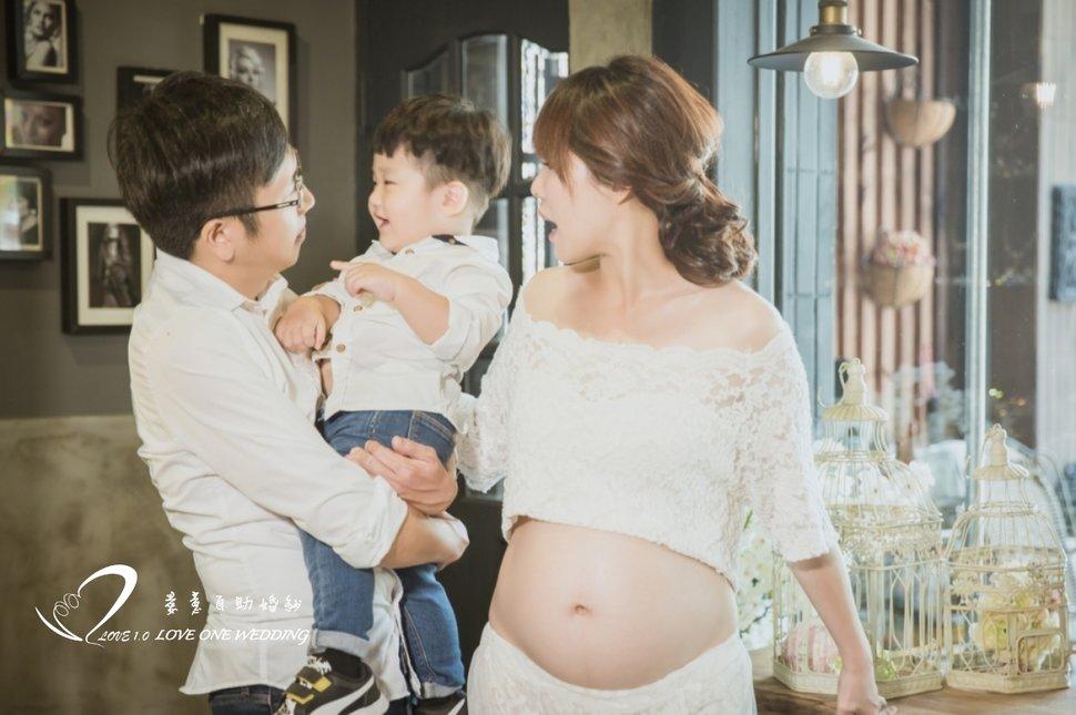 愛意孕婦寫真X全家福親子照推薦17 - 高雄婚紗愛意婚紗攝影工作室《結婚吧》