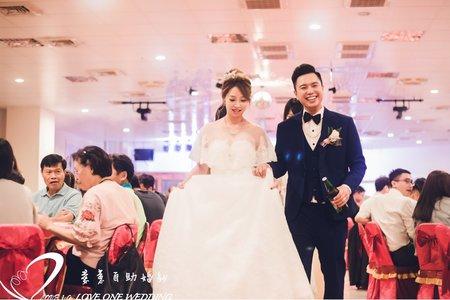 婚禮紀錄|婚攝|鳳山活動中心